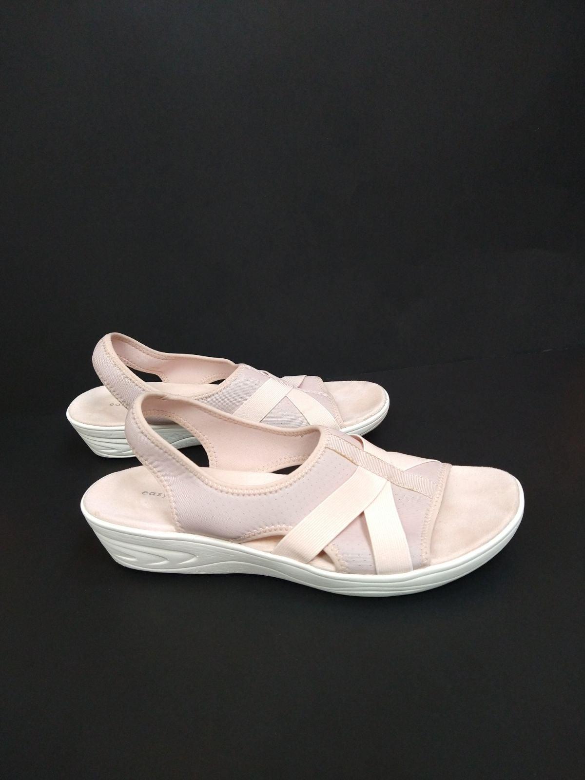 Easy Spirit Medium Pink Sandals Size 12