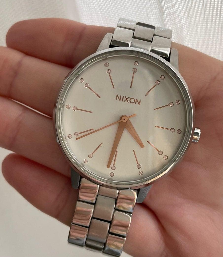 NIXON Kensington Crystal Watch