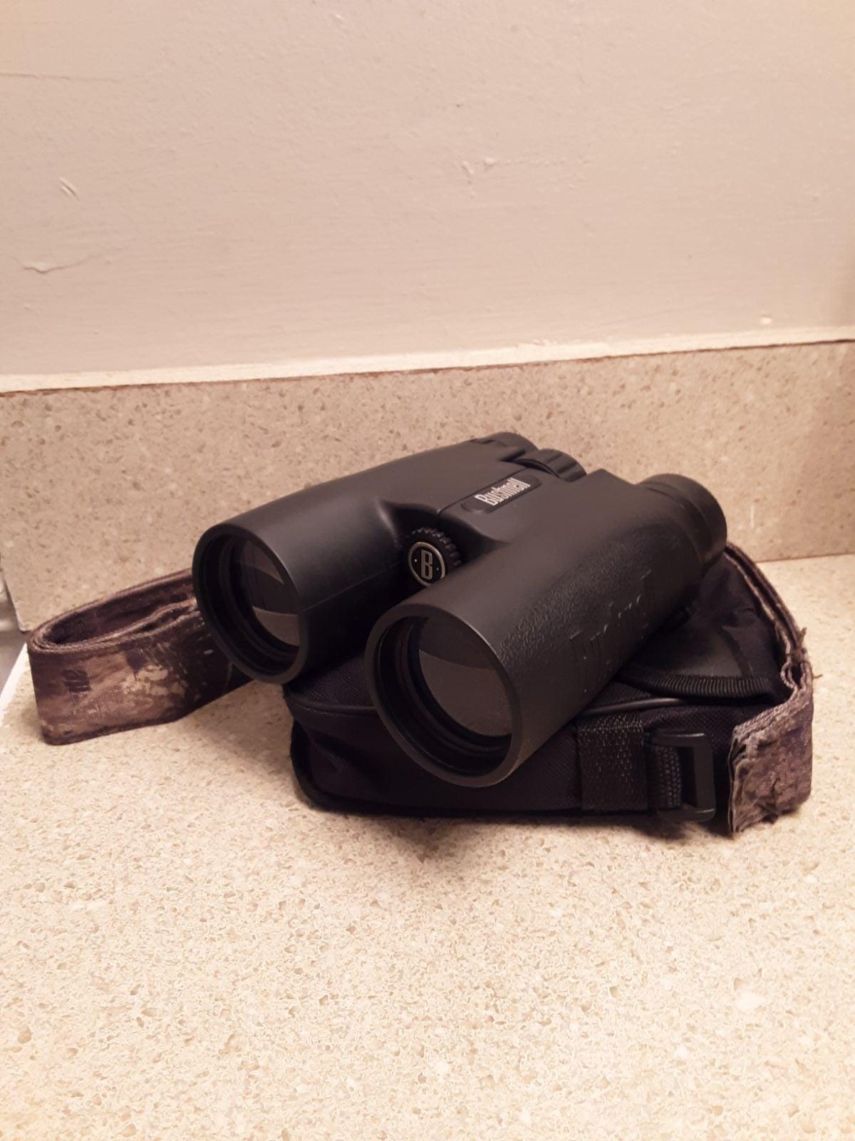 Bushnell Pacifica binoculars