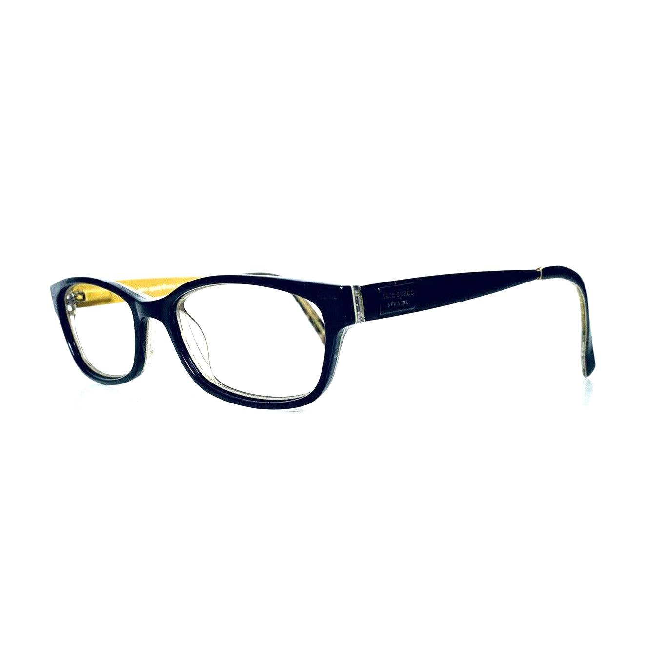 Kate Spade NY Black Wayfarer Glasses