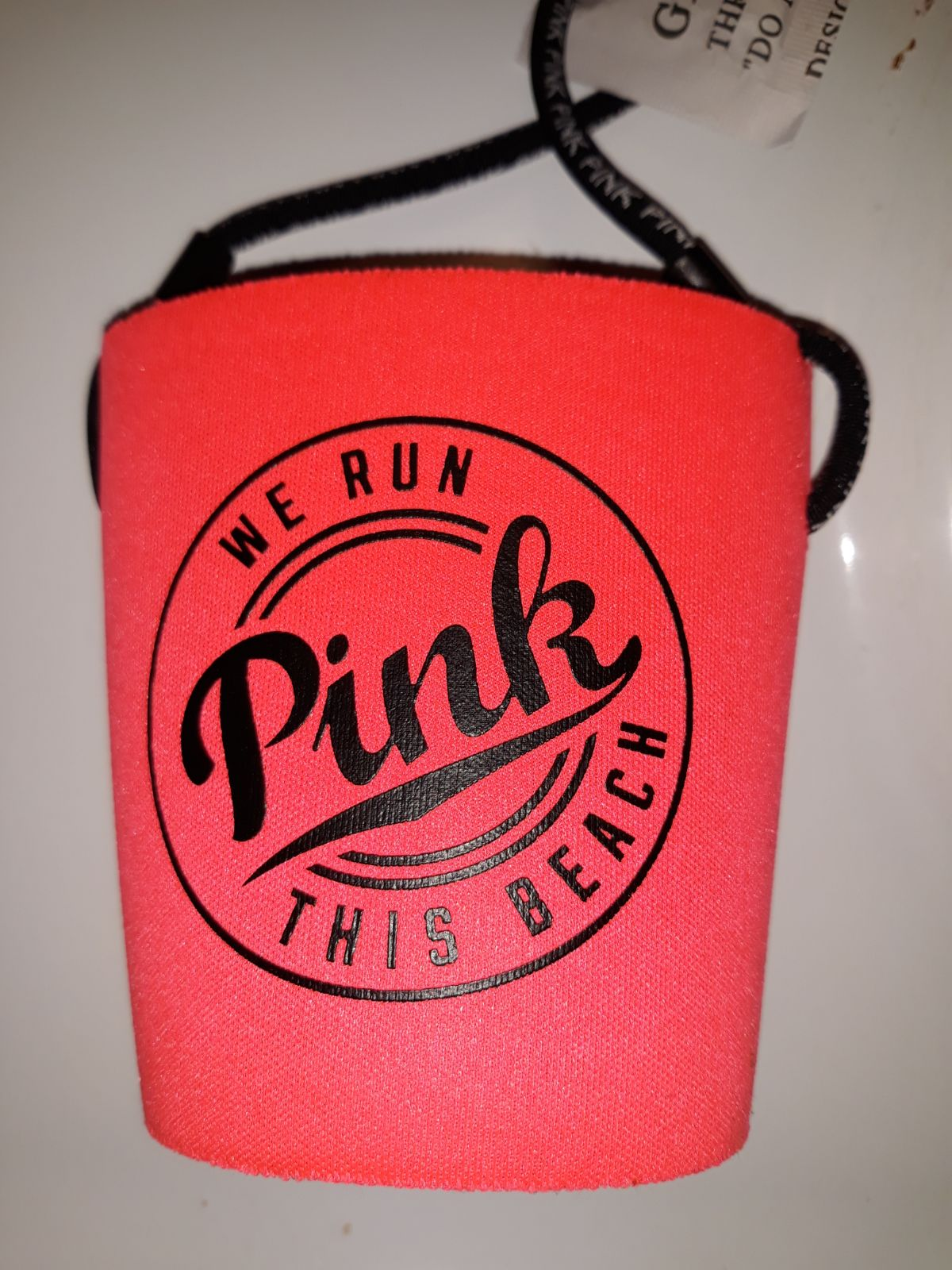 PINK cup holder