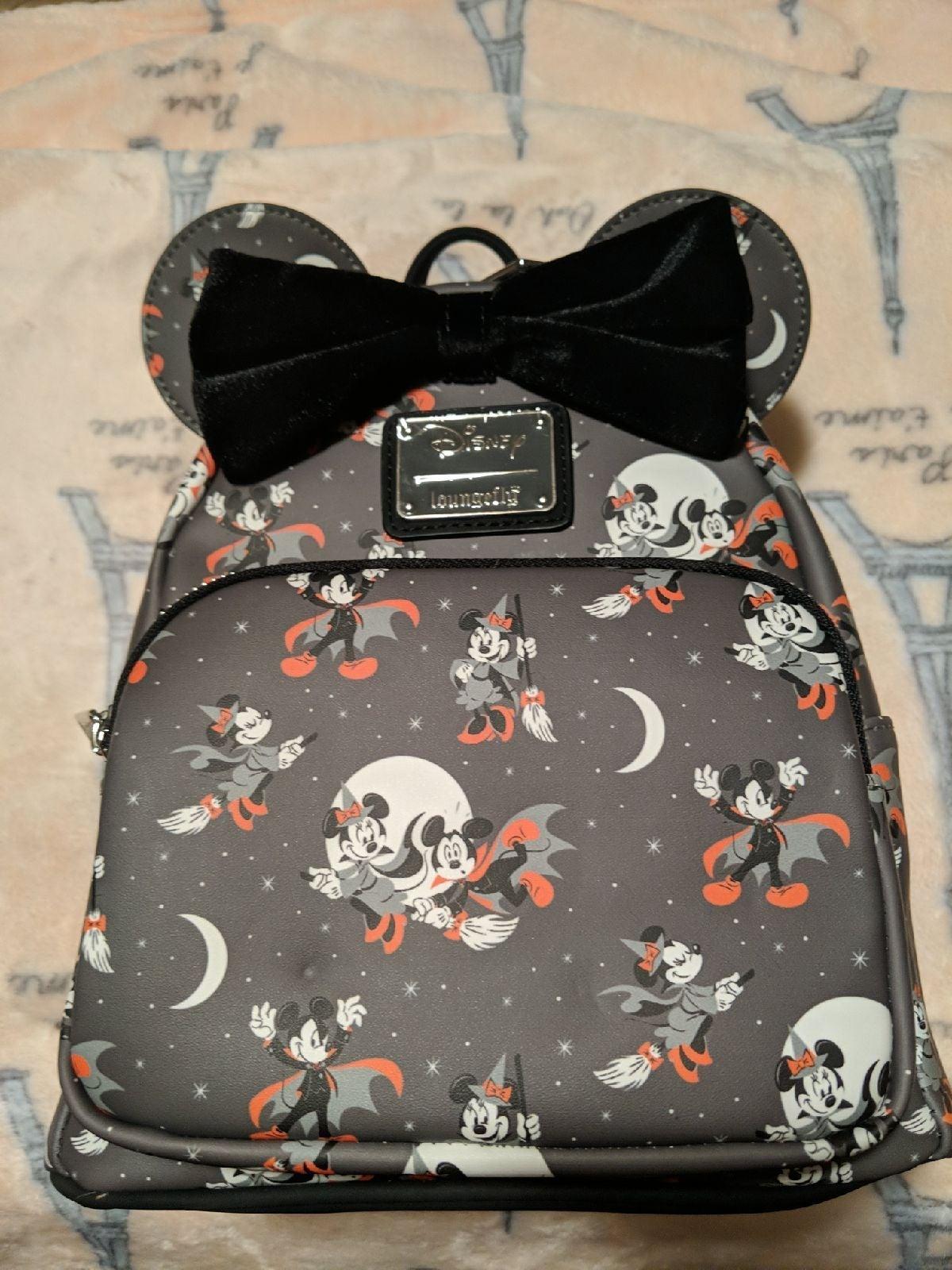 Loungefly Halloween Mickey Mini Backpack