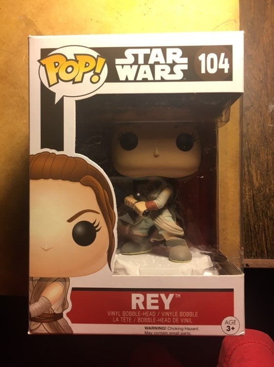Rey Star Wars Funko POP!