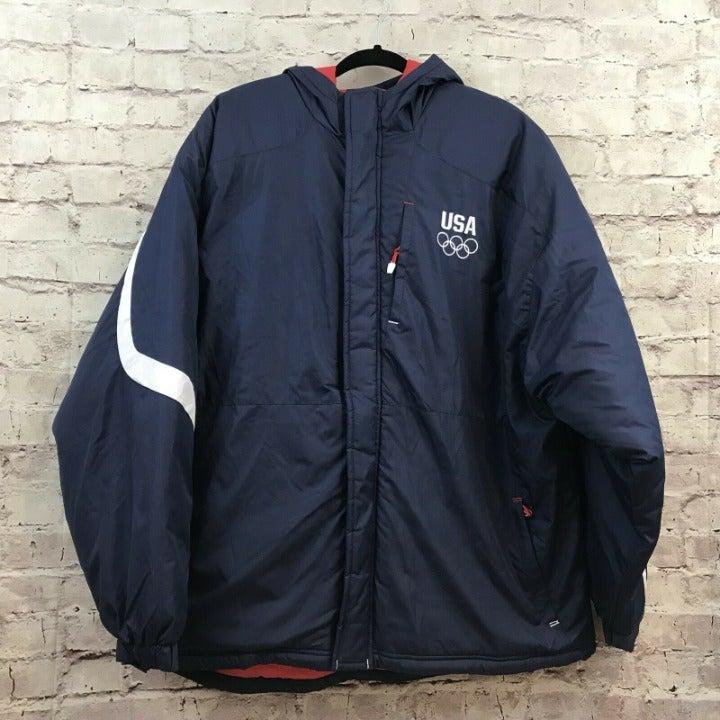 Team Apparel USA Olympics 2012 Jacket XL