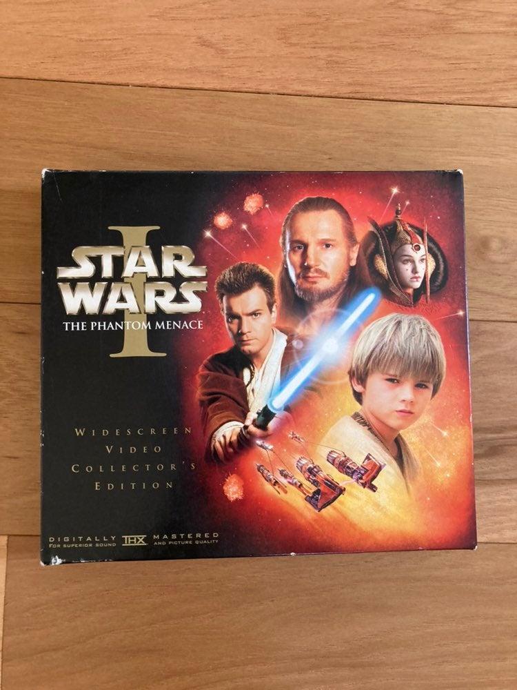Star Wars Phantom Menace Collector's