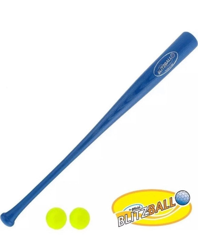 Blitz bat w/ 2 balls blitzball Baseball