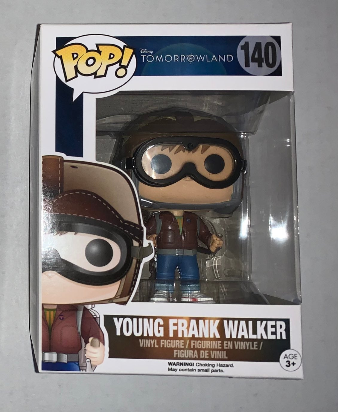 Funko Pop Young Frank Walker