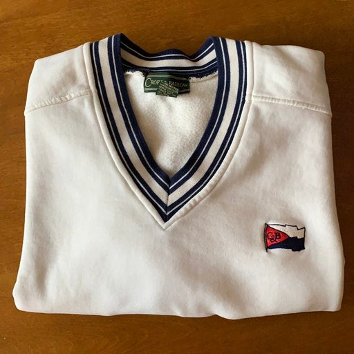 Vintage 90's Croft & Barrow Golf Sweatshirt