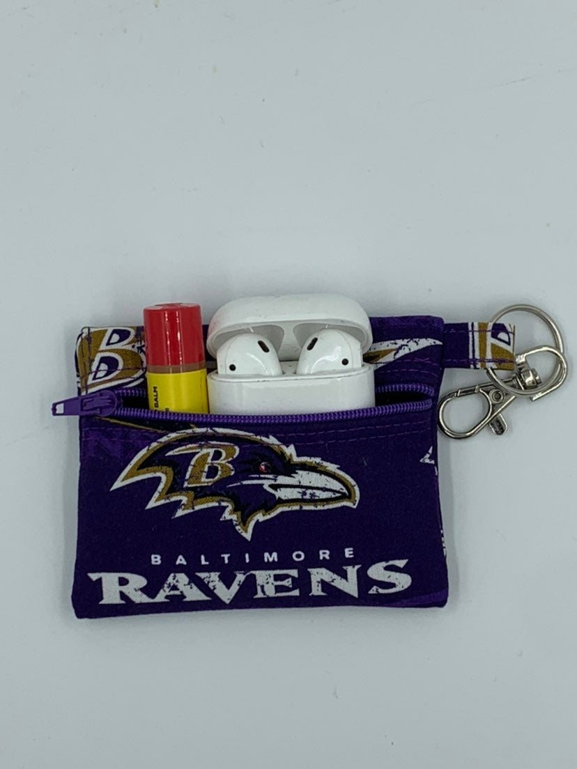 Ravens Fabric AirPods Pro Case
