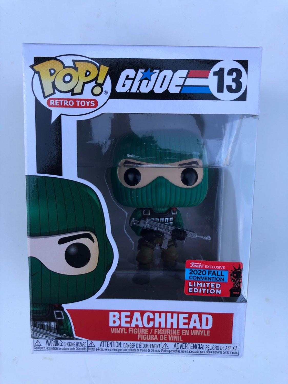 FunkoPop Beachhead 13