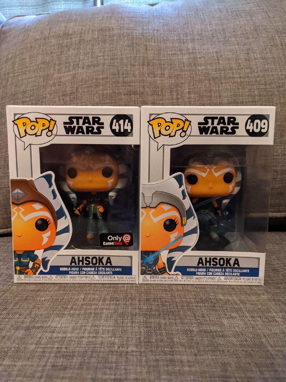Funko Ahsoka Clone Wars Bundle