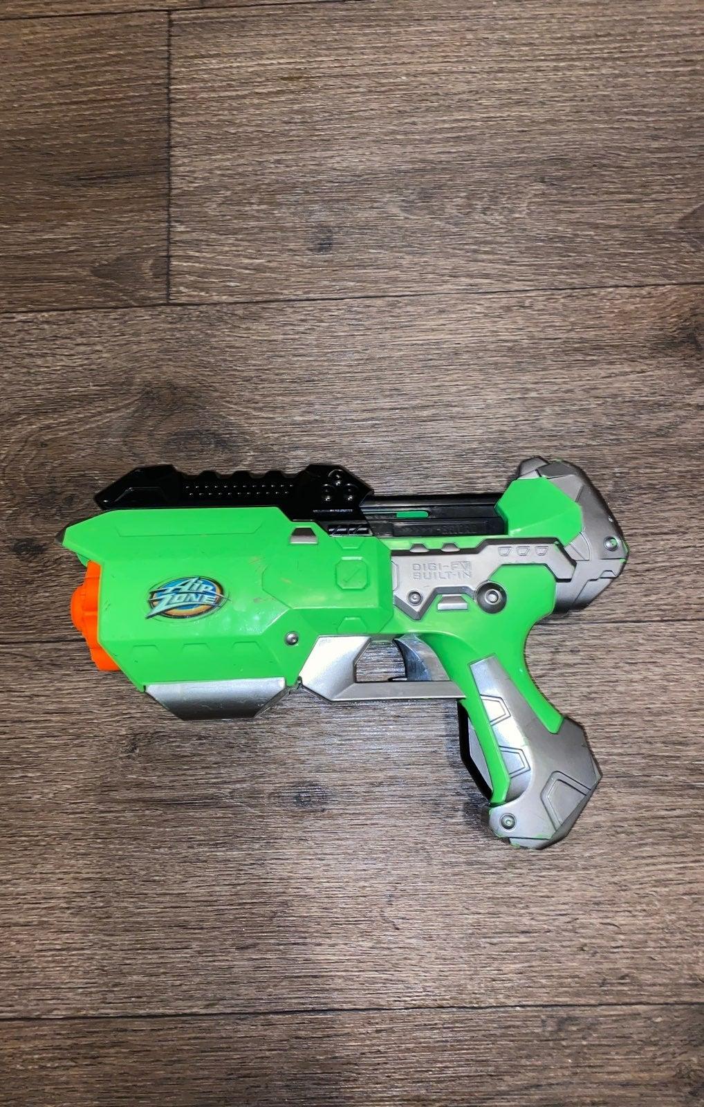 Air Zone Blaster