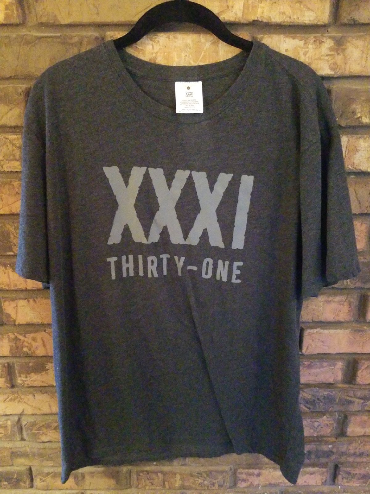 Thirty-One Tee