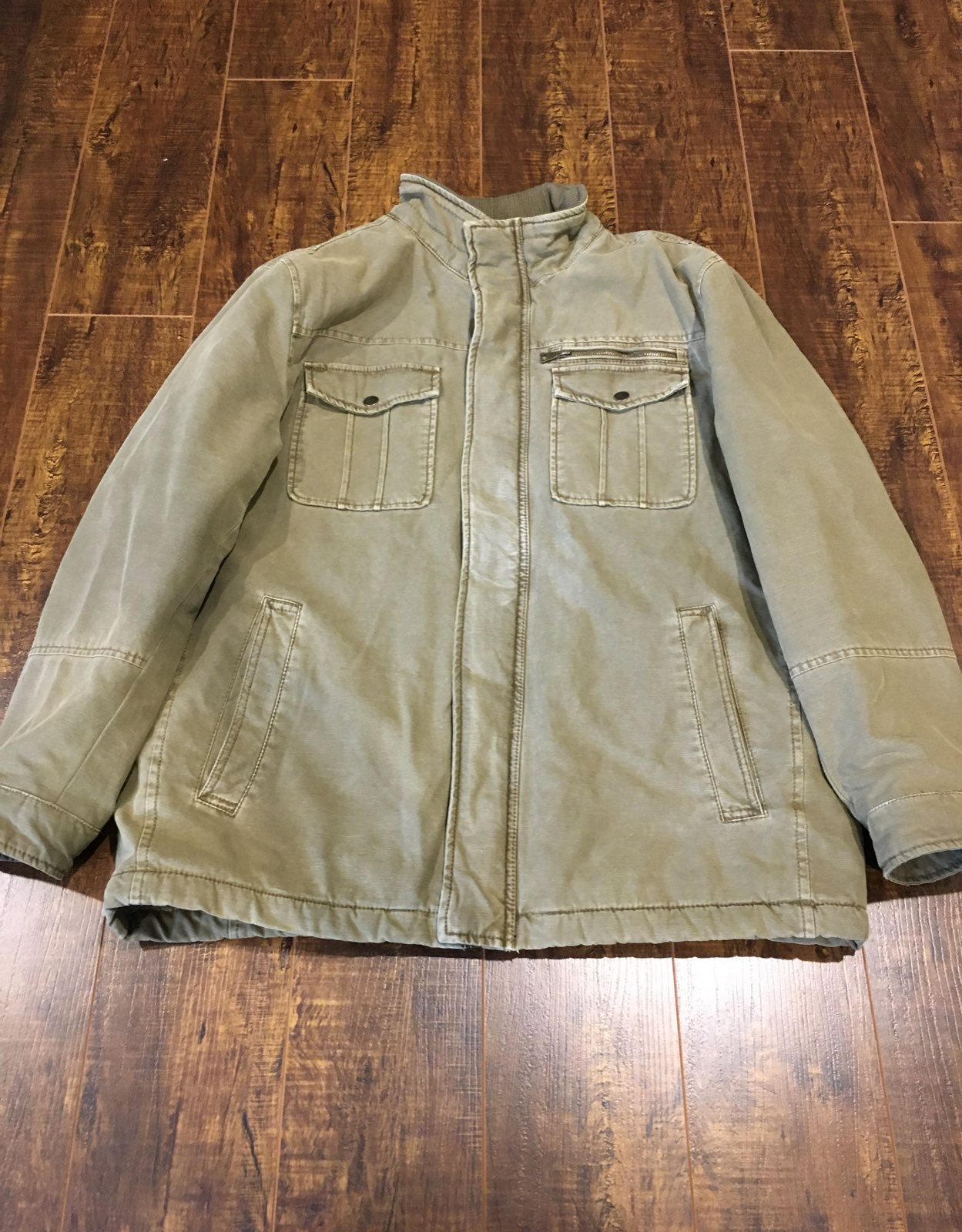 G.H. Bass & Co Military Jacket