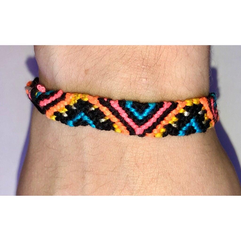 ✨Aztec Embroidery Bracelet