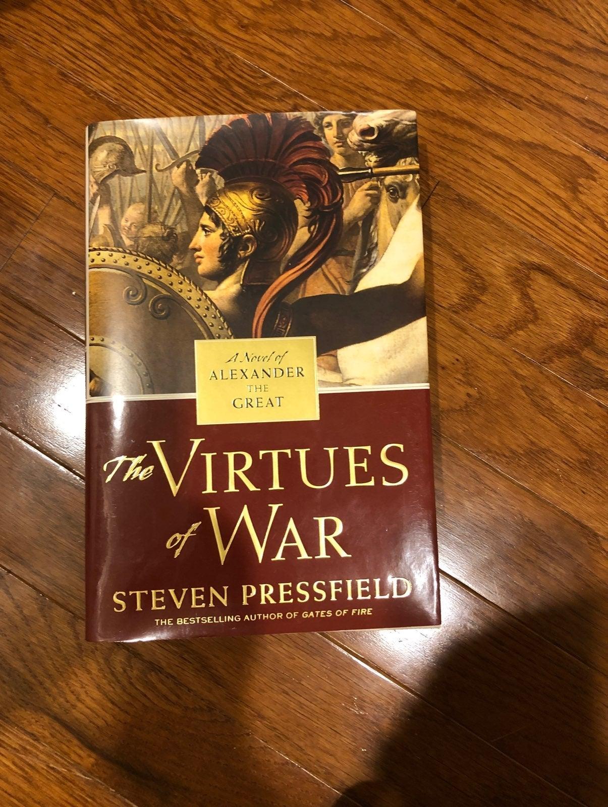 A novel of Alexander the great – the vir