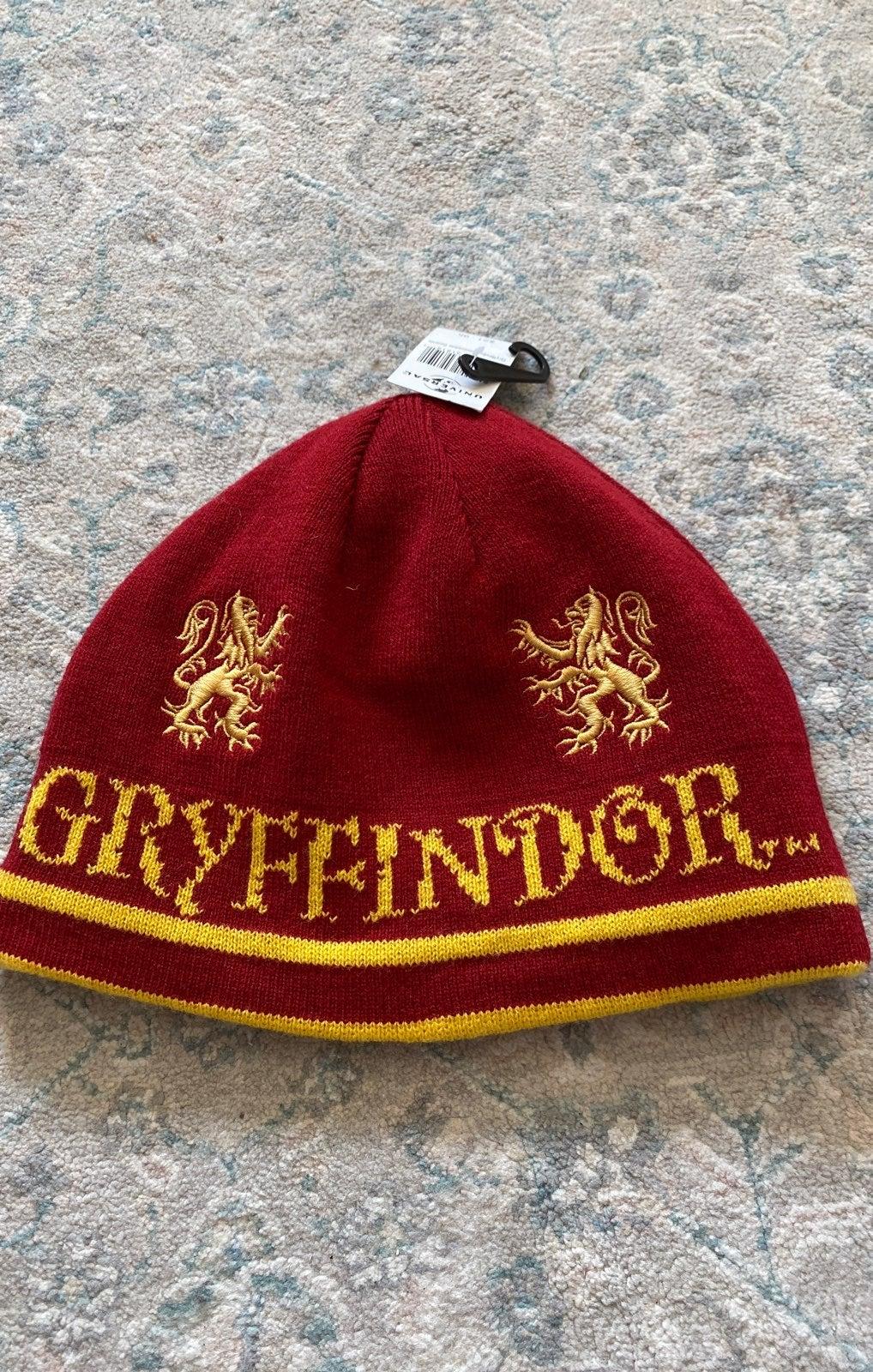 HP Gryffindor Reversible Beanie!