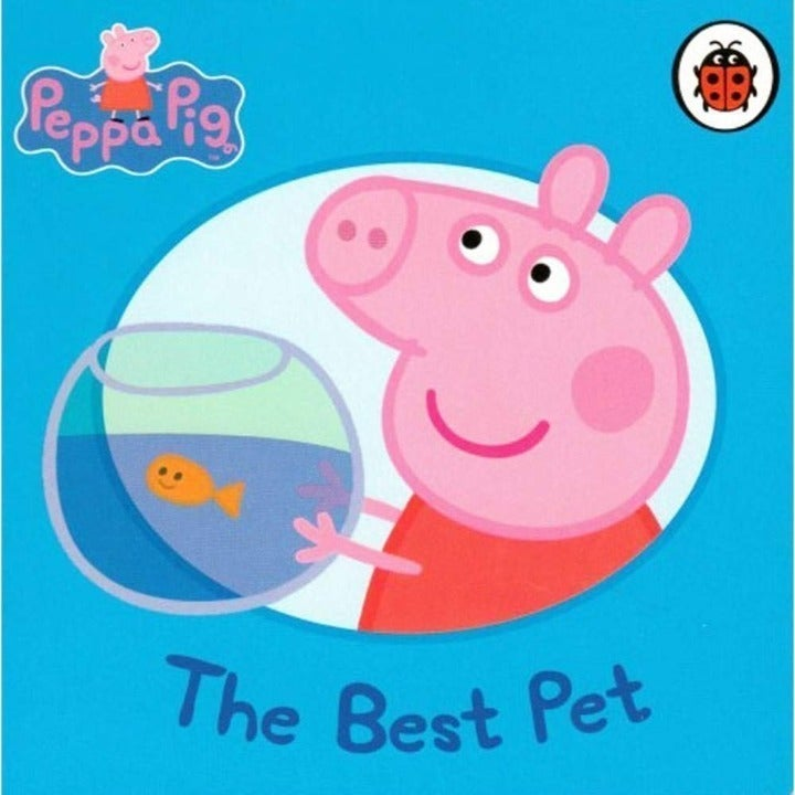 I Can Read Peppa Pig The Best Pet Lot
