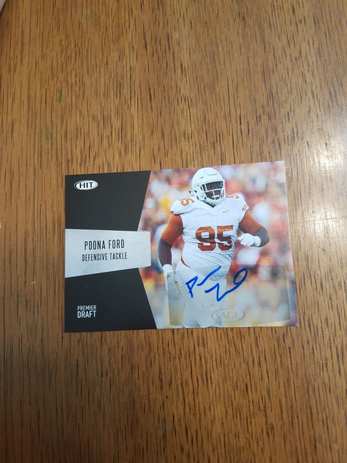 POONA FORD > 2018 SAGE HIT Limited Ed Ro
