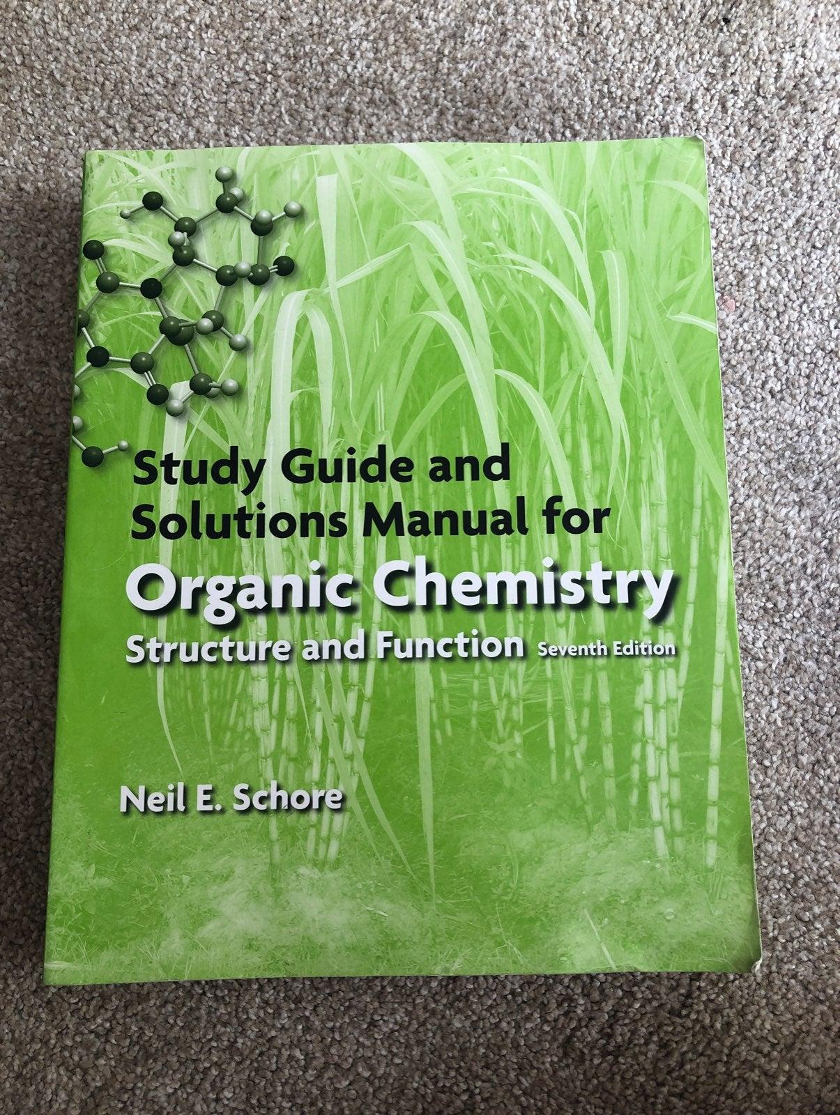 Organic Chemistry Textbook