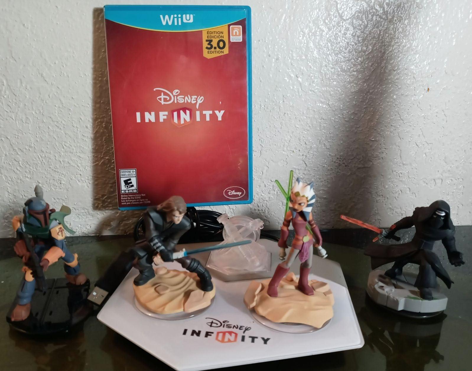 Disney Infinity 3 .0 for wii u
