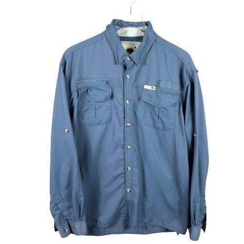 Dakota Grizzly Men's Button Down Shirt