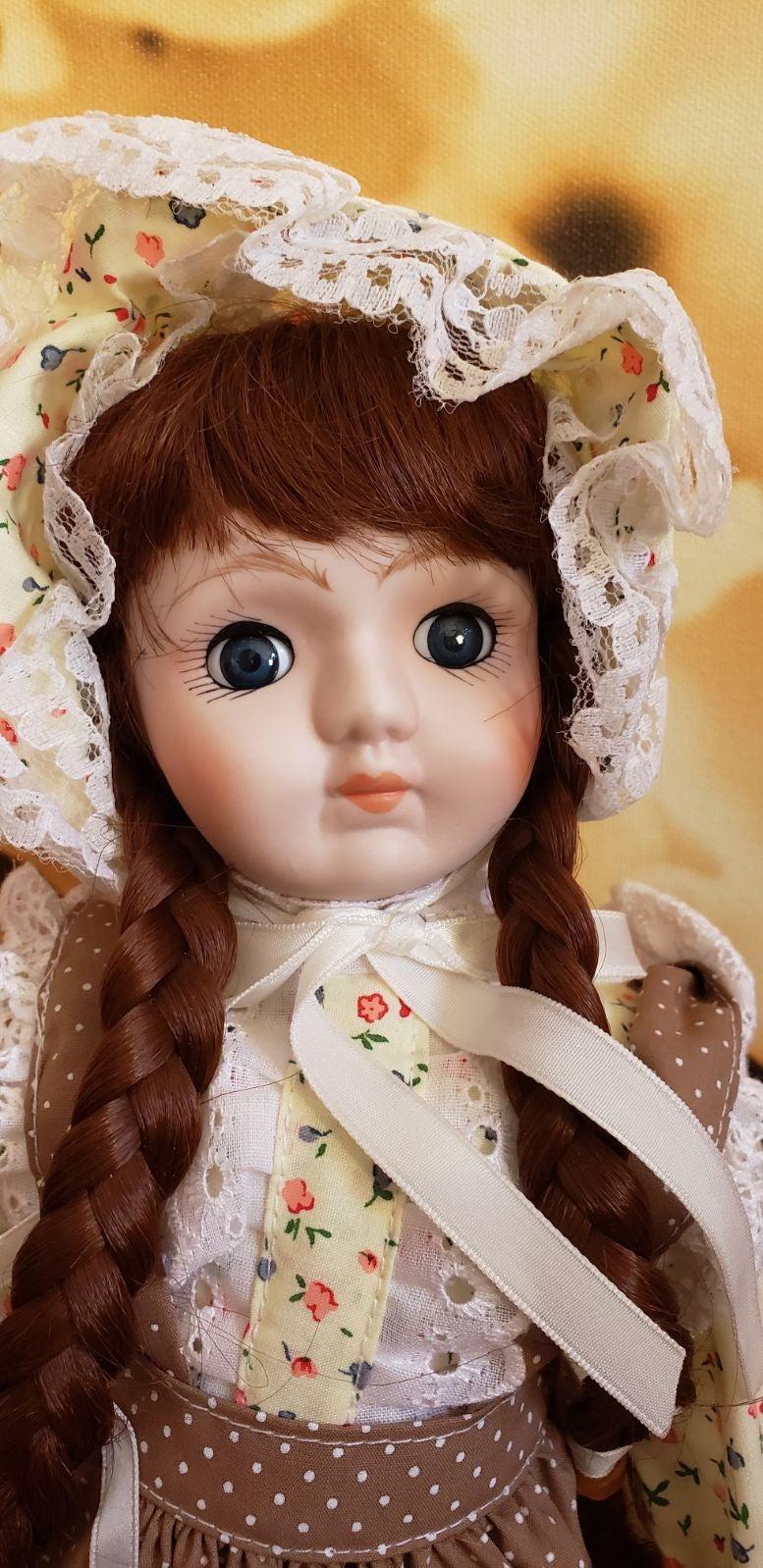 Vintage Heritage Doll
