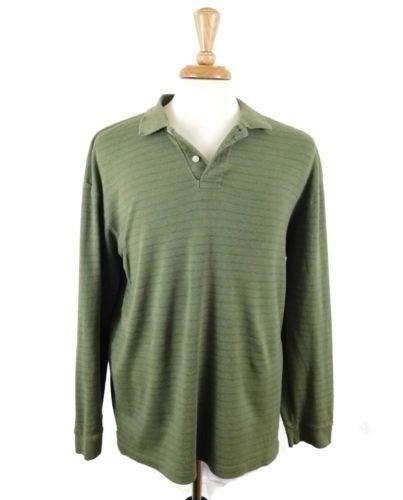 John Ashford Mens Polo Shirt X L #302