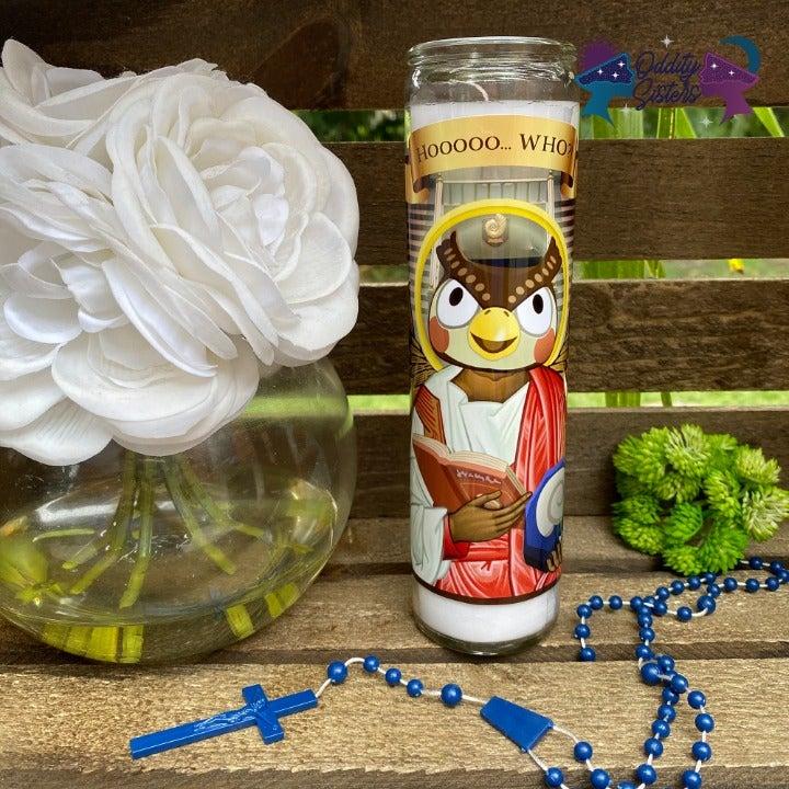 Saint Blathers Prayer Candle