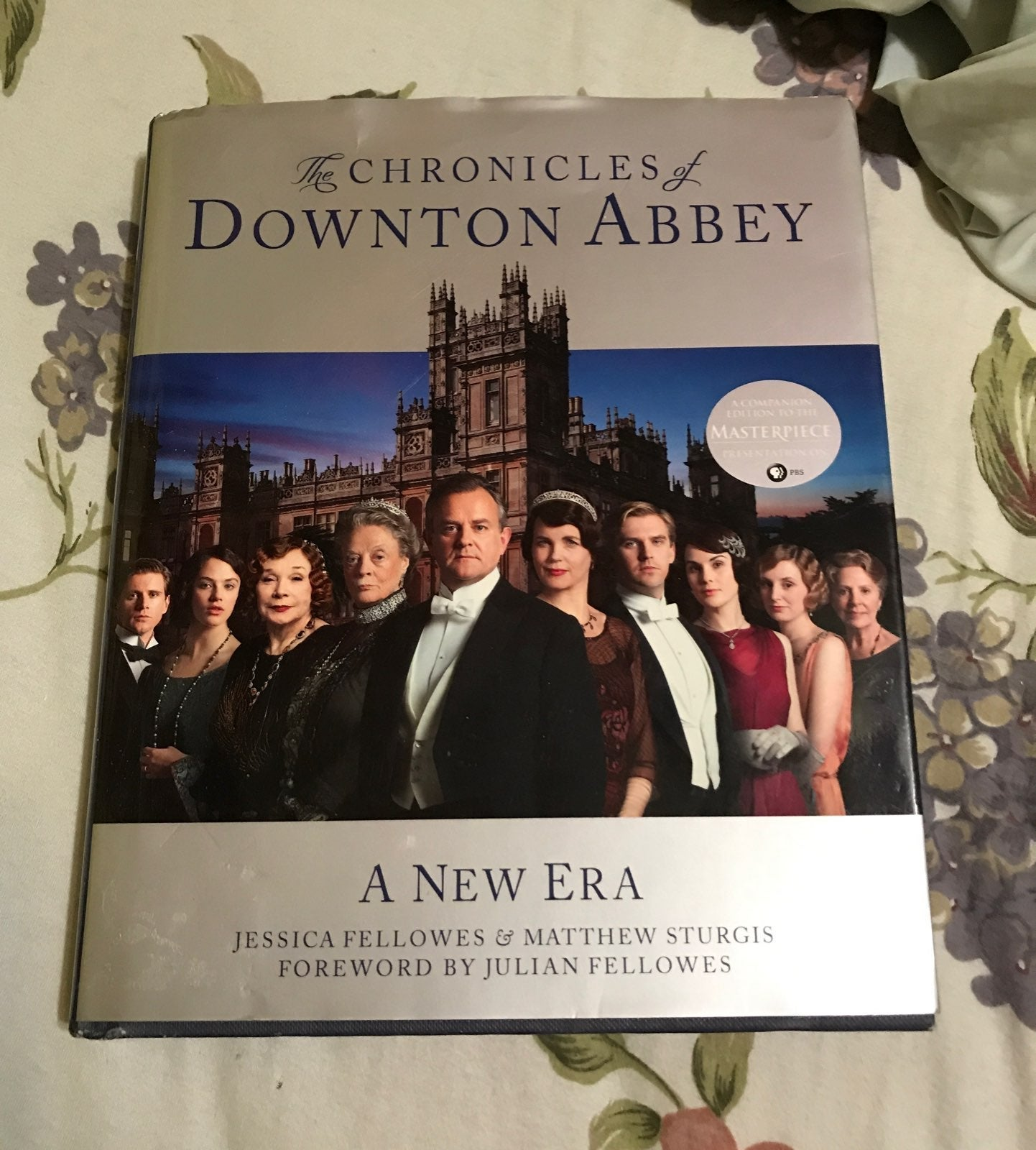 The chronicles of downton abbey