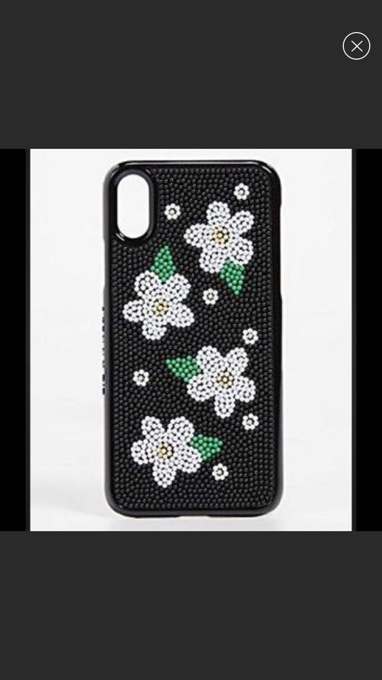Skinnydip x UO Beaded iPhone Xs Max Case