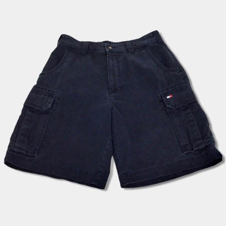 Vintage Tommy Hilfiger Shorts W 31 Blue