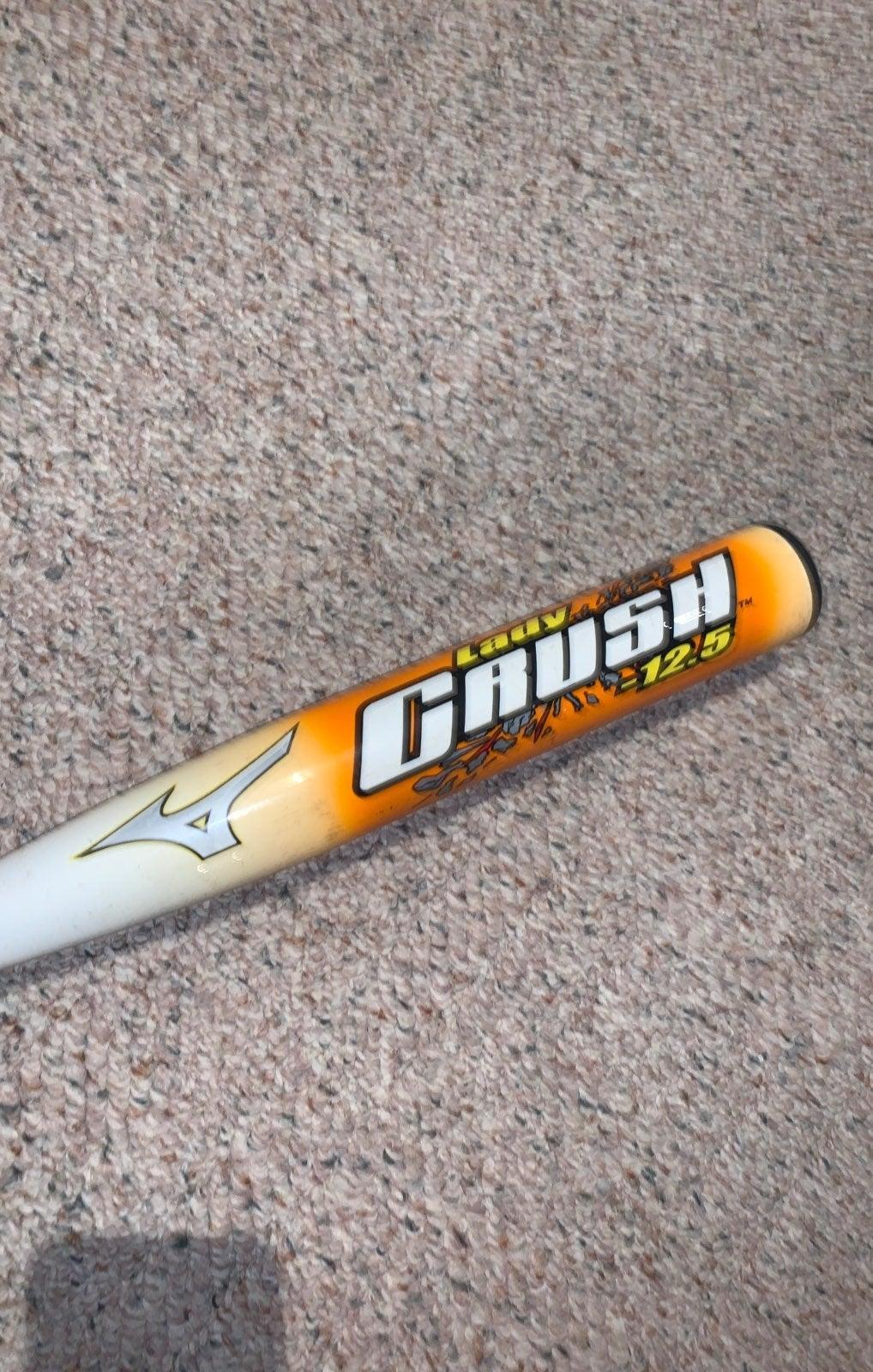 Mizuno womens softball bat