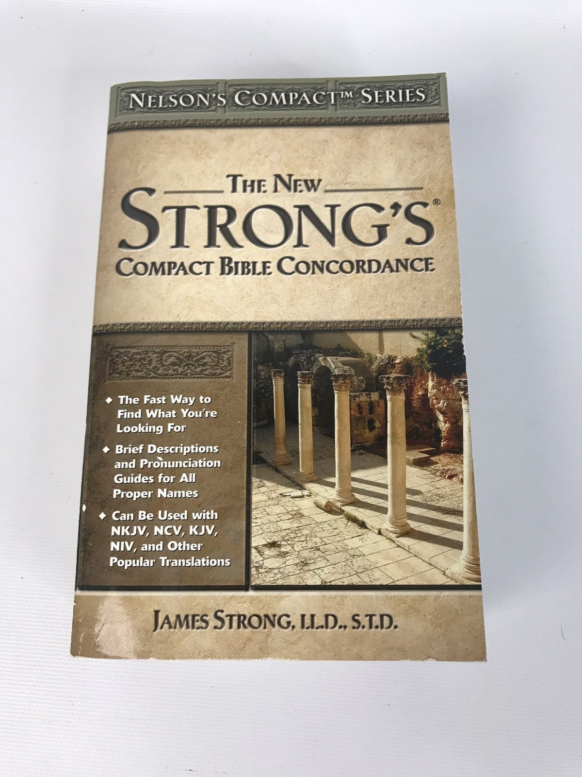 Nelson's Compact Bible Concordance
