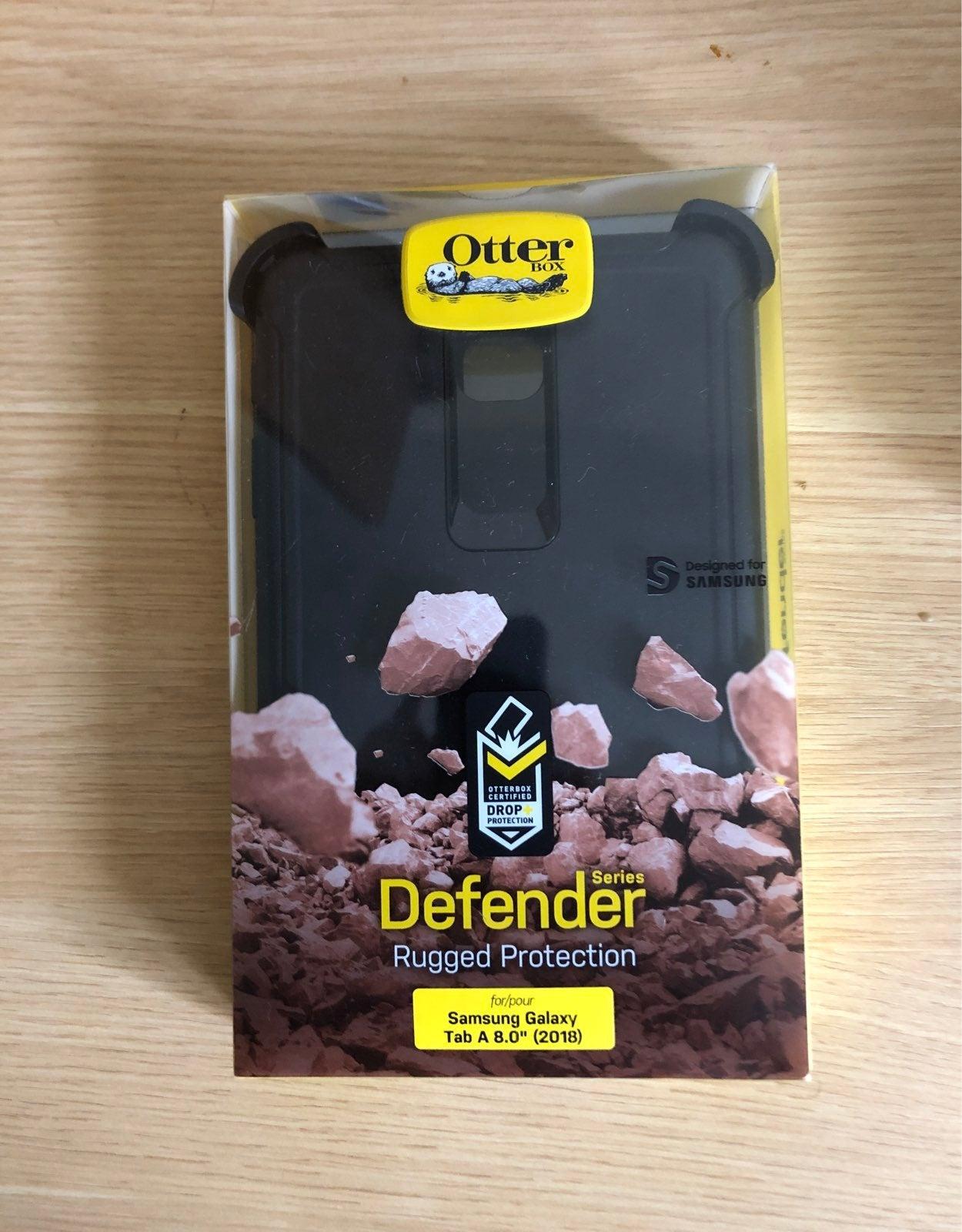 Otterbox Defender samsung galaxy Tab A