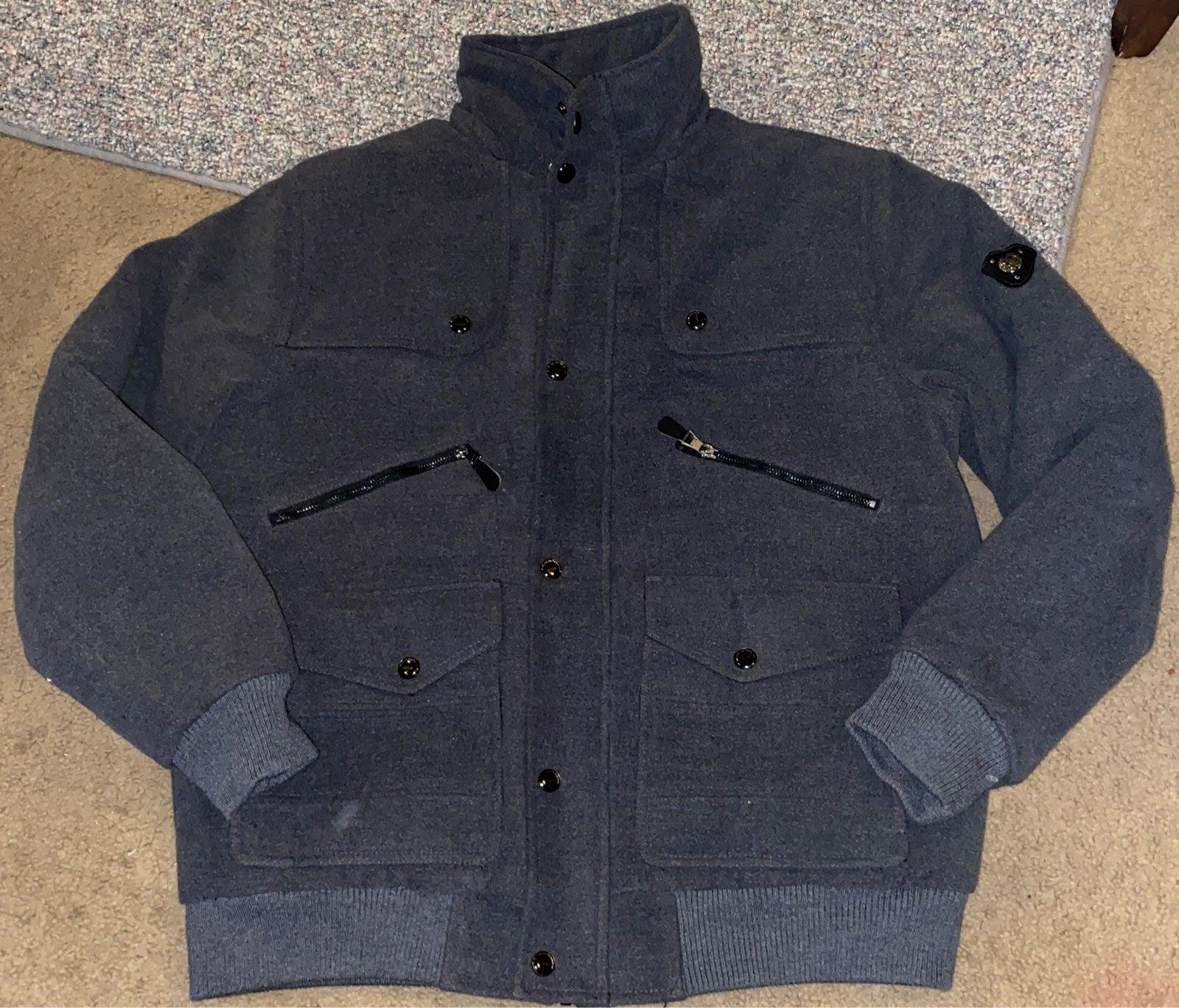 Mens Coogi authintec Outerwear Jacket XL
