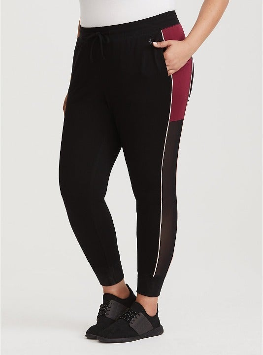 Torrid Active French Terry Jogger Pant 5