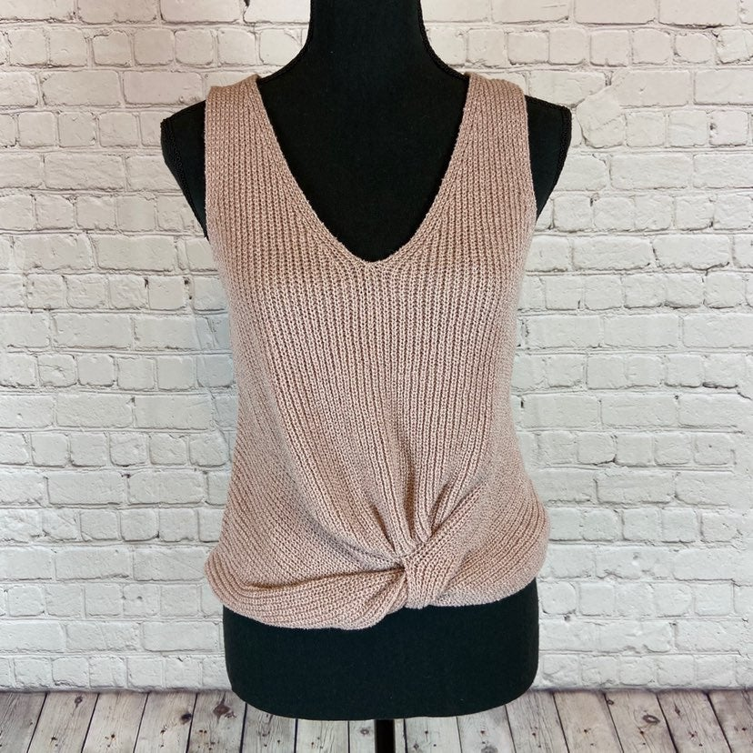 Anthropologie Moon & Madison Tank Large