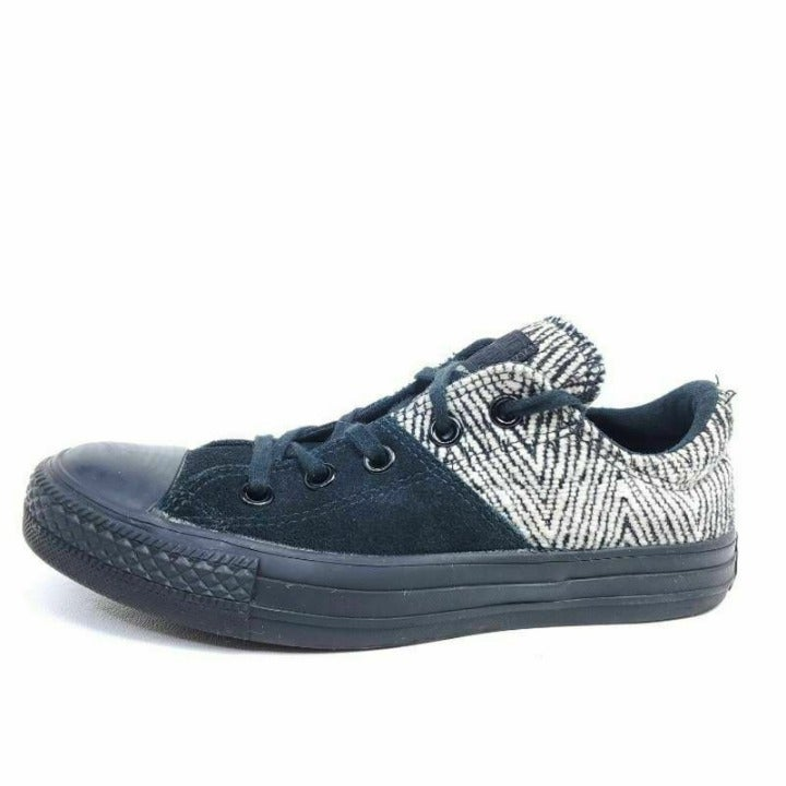 Converse Womens 6 Sneakers Shoes Black