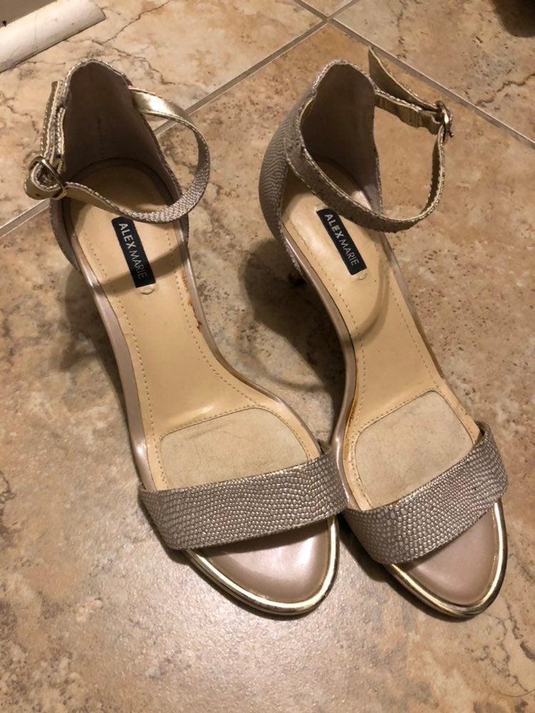 Alex Marie Heels Size 7.5