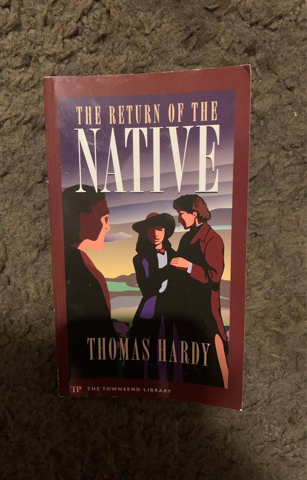 The Return of the Native Book