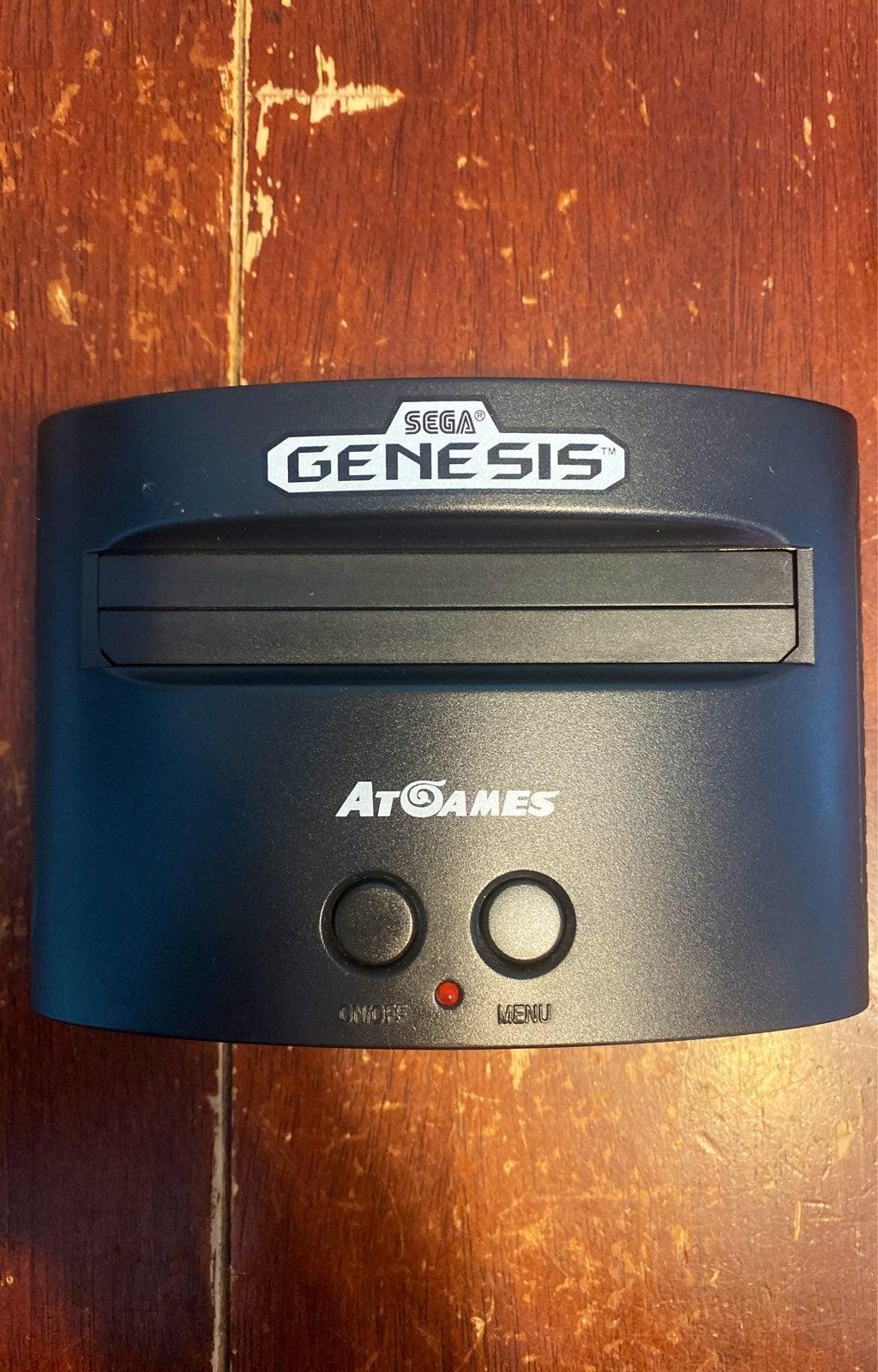Sega Genesis Classic Console - 80+ games