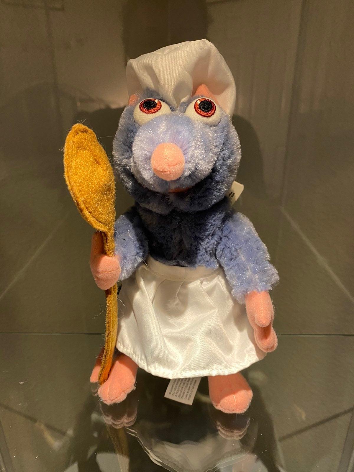 Disney Pixar Remy Ratatouille Plush