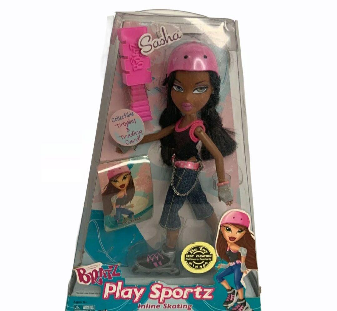 Bratz Play Sportz Sasha