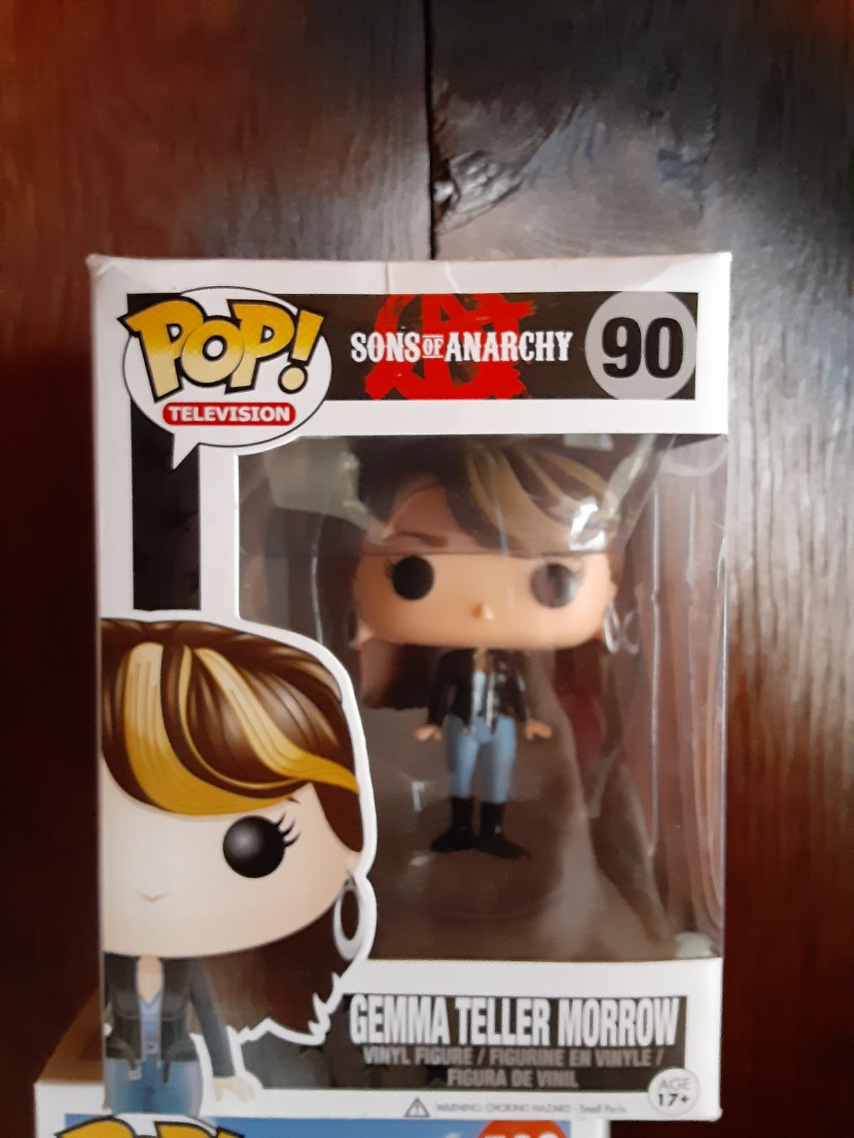 Funko Pop Gemma Sons of Anarchy