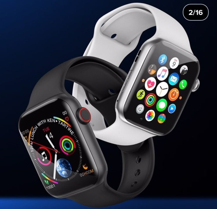 2 smart watch for $75