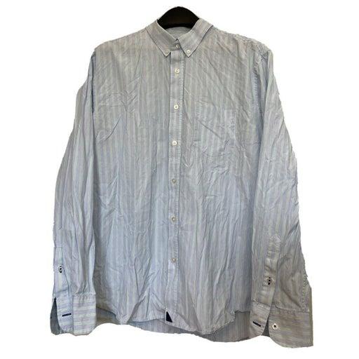 Untuckit XL Button Down Striped Shirt