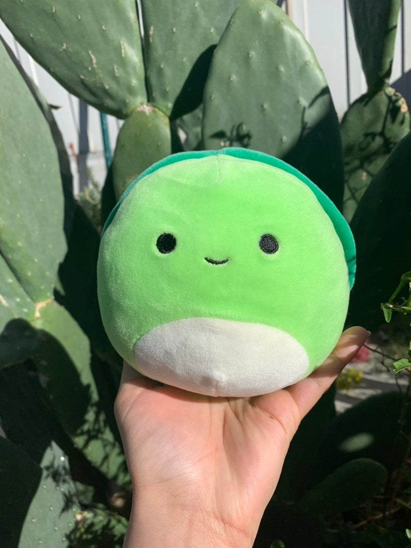 Squishmallow Turtle Henry .