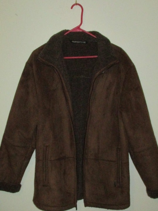 Brown Weatherproof Mens Jacket