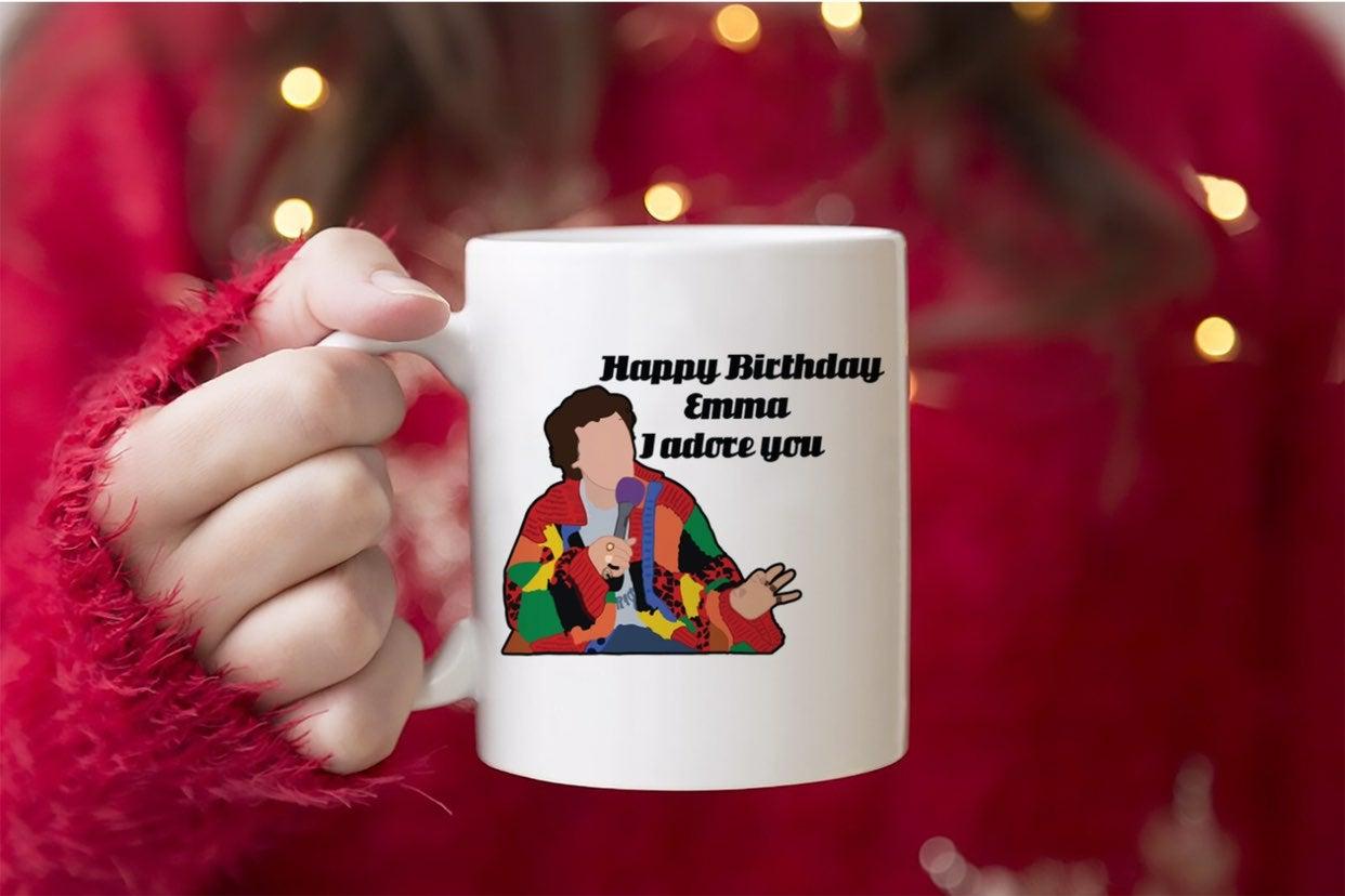 Harry Styles Custom mug